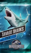 Savage Sharks Pack