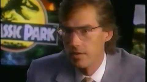 Jurassic Park (Sega CD) - making of