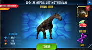 Urtinotherium Special Offer