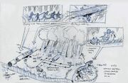 Delgado storyboard w sauropod