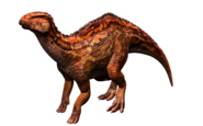 JWA PressKit Tenontosaurus