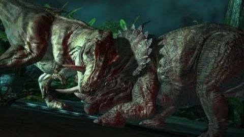 Jurassic Park Dino Death Montage