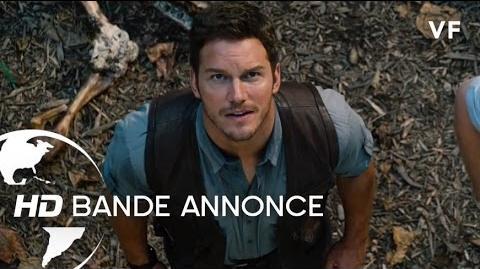 Jurassic World Bande-annonce officielle VF Au cinéma le 10 juin 2015-0