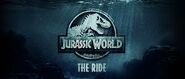 Jurassic World The Ride Logo