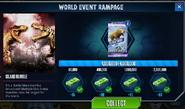World Event Rampage-Sarkastodon-Complete