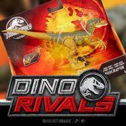 Dino Rivals Savage Strike Velociraptor 1