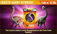 Giant Hybrids News