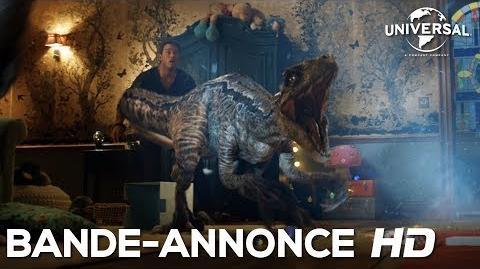 Jurassic World Fallen Kingdom Bande-Annonce Finale VF Au cinéma le 6 juin