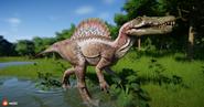 Spinosaurus JW