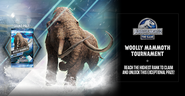 Woolly Mammoth Tournament Promo