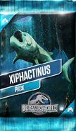 Xiphactinus Pack
