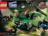 LEGO 1370 Raptor Rumble Studio