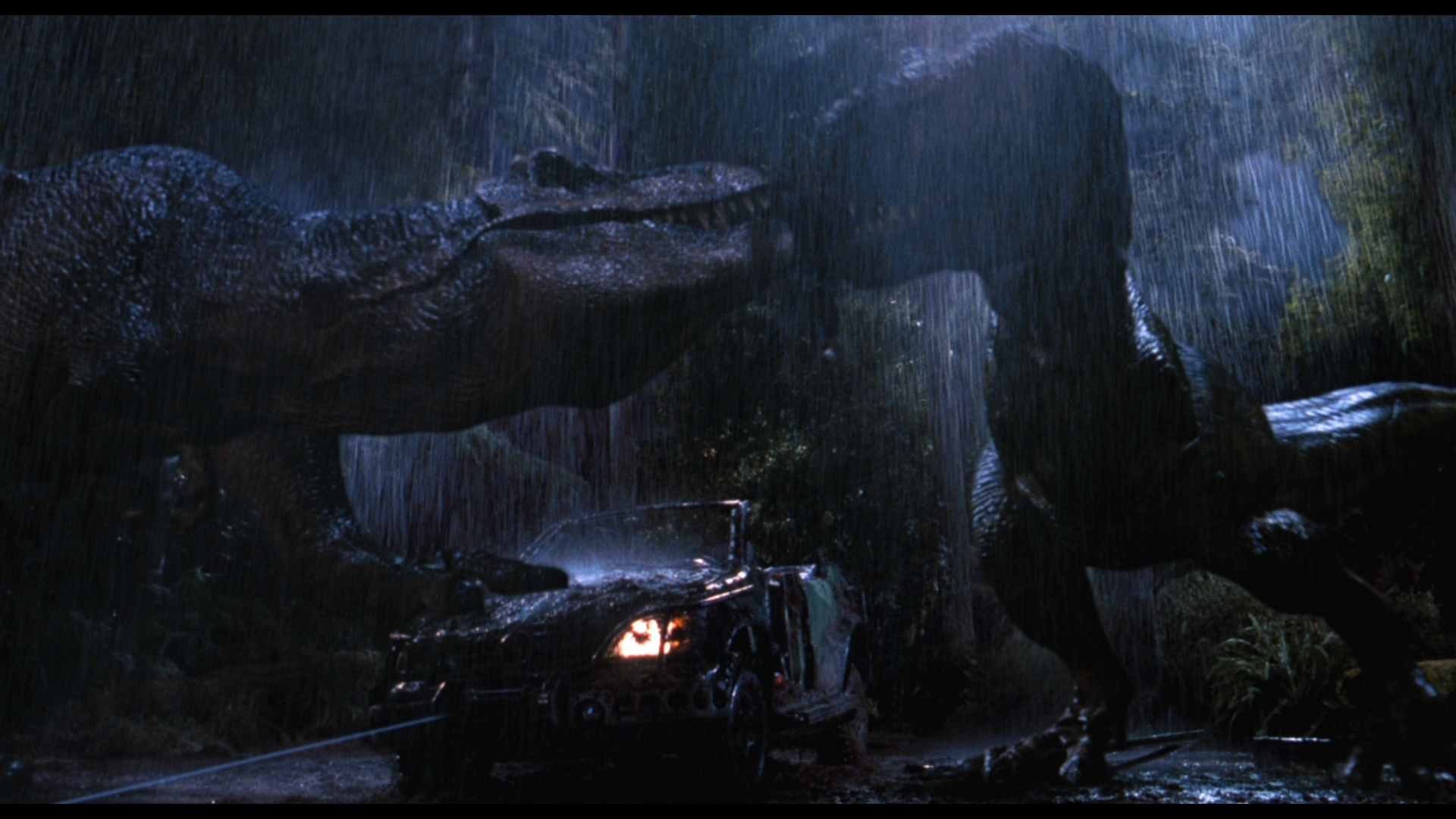 the film jurassic park Last month, universal studios re-released and converted into 3d the ultimate epic juggernaut movie experience of late generation xers such as myself: jurassic park people, if you were twelve years old when this movie came out, then i'm sure like me you saw this thing three or four times in the.