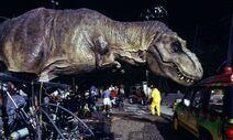 Jurassic Park BTS (20)