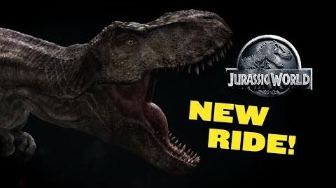 Life finds a way in 2019 with New Jurassic World Ride Universal Studios Hollywood