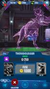 Thoradoloaur Hologram JWA
