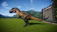 Acrocanthosaurus Jungle