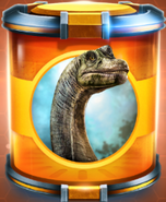 Brachiosaurus Epic Incubator