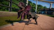 DilophosaurusAttack