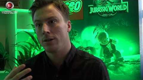 LEGO Jurassic World Exclusive Interview with Tim Wileman