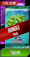 Dino Bucks and DNA Pack Bundle