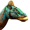 Edmontosaurus Icon Evolution
