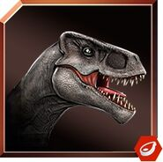 Allosaurus icon JW