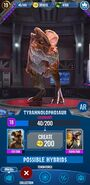 Tyrannolophosaur