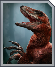 Jurassic World Alive Deinonychus Icon