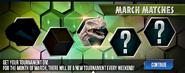 March Matches (Ceratosaurus)