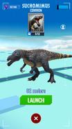 Suchomimus Map