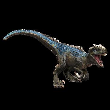 JWA PressKit Alloraptor