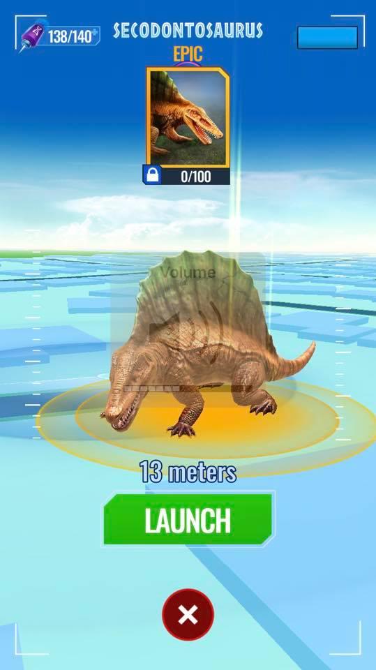 Archivo:JW Alive Secodontosaurus.jpg