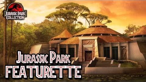 Jurassic Park Featurette