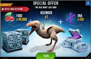 Kelenken Special Offer