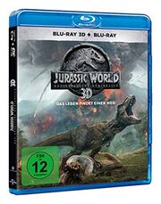 Jurassic World 2 Packshot BD