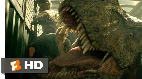 Jurassic World Fallen Kingdom (2018) - T-Rex Blood Transfusion Scene (6 10) Movieclips