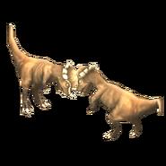 Pachycephalosaurus-Render
