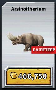 Jurassic-Park-Builder-Arsinoitherium