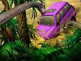 Jurassic Park Danger Zone Jeep sinking in QuickSand!