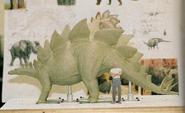 Макетстегозавра