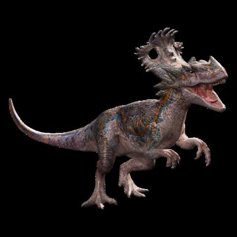 Allosinosaurus Jurassic Park