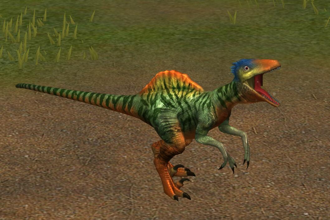 spinoraptor on JumPic com
