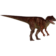 JPOG Allosaurus