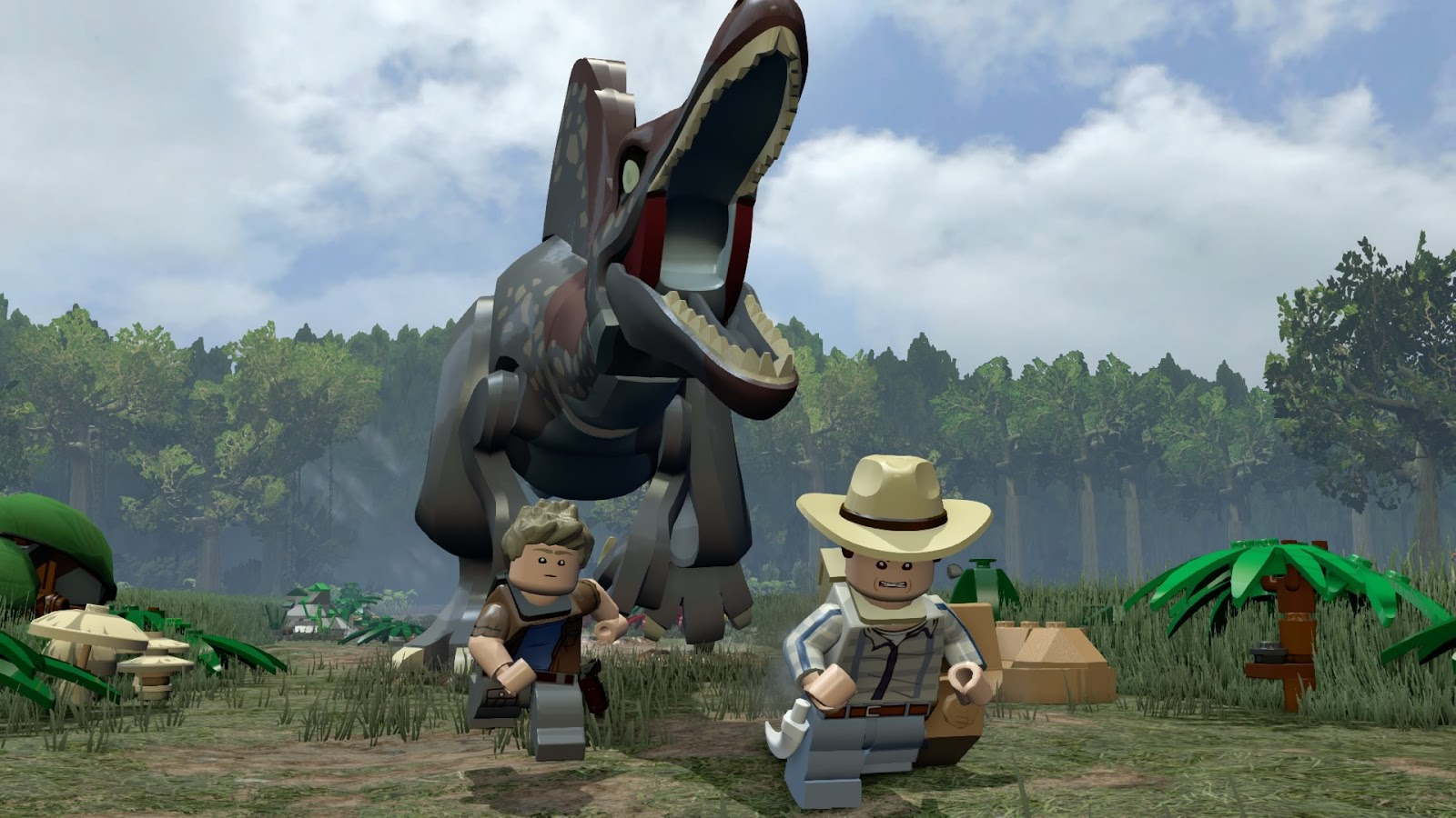 Lego jurassic world game jurassic park wiki fandom powered by lego jurassic world spino chase gumiabroncs Gallery