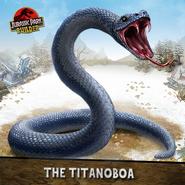 Titanoboa JPB