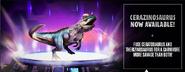 Cerazinosaurus Available News