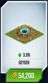 Geyser Card