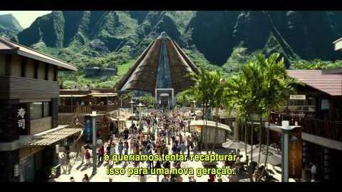 Jurassic World - Uma Nova Visão