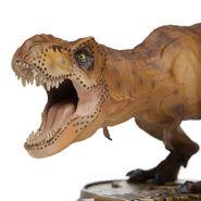Klqj jurassic park t-rex fig det